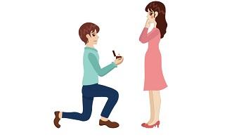 わたしの憧れるプロポーズの「セリフ」と「シチュエーション」