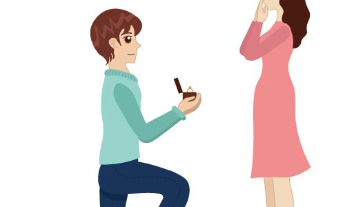 わたしの憧れるプロポーズの「セリフ」と「シチュエーション」 シンプルな言葉ほど感動する!!