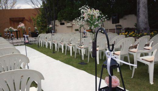 ガーデンウェディングは天気が重要!経験者が語る雨の日の結婚式