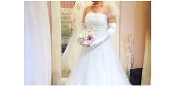 ウエディングドレス エレガントなAラインの特徴とメリット
